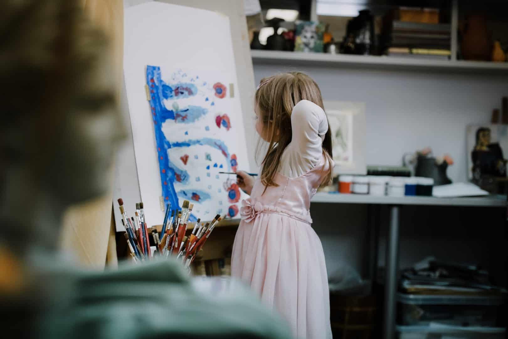 Comment devenir un bon peintre?