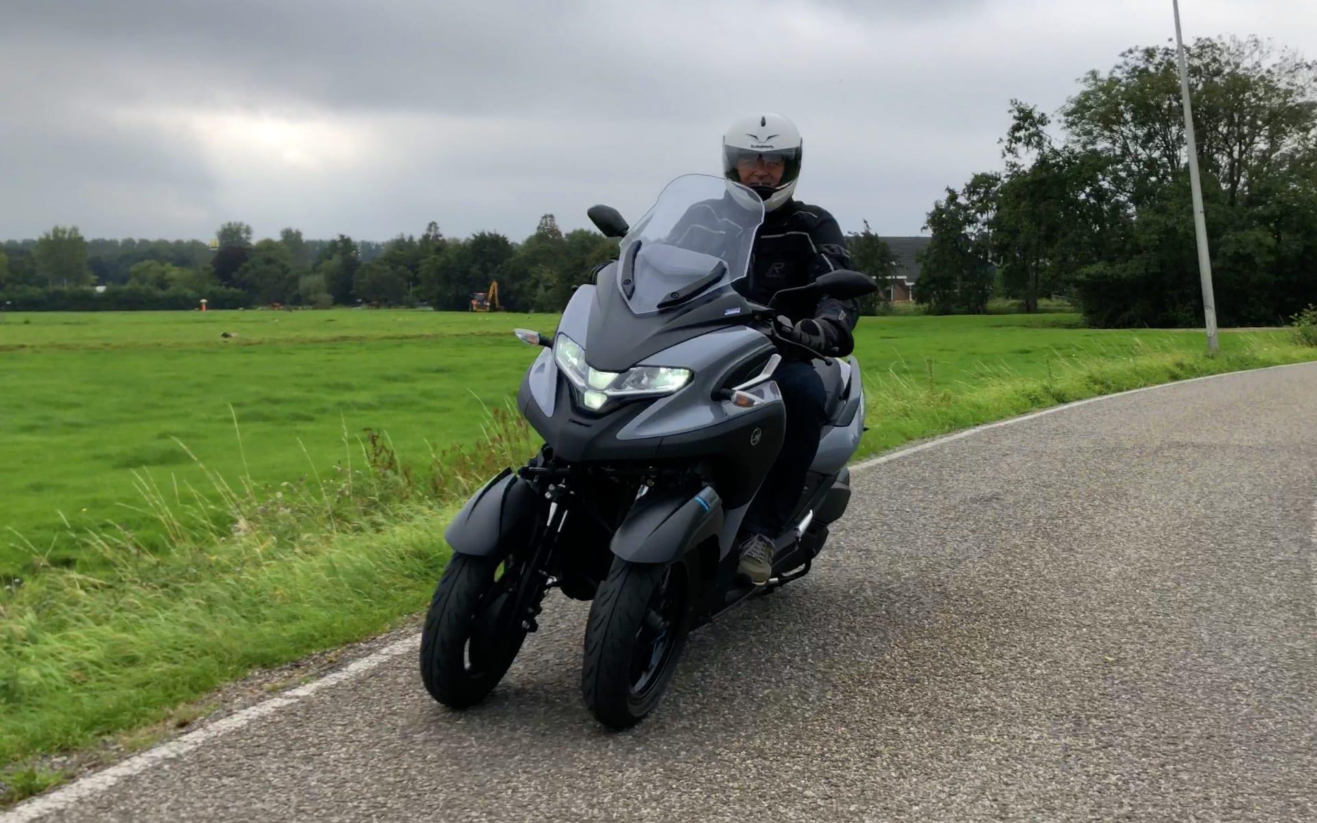 Motortest - Elektrische Zero DS ZF | MotorRAI.nl